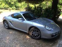 2008 Porsche Cayman 2.7