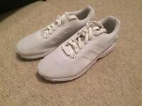 Adidas zx flux white size 8