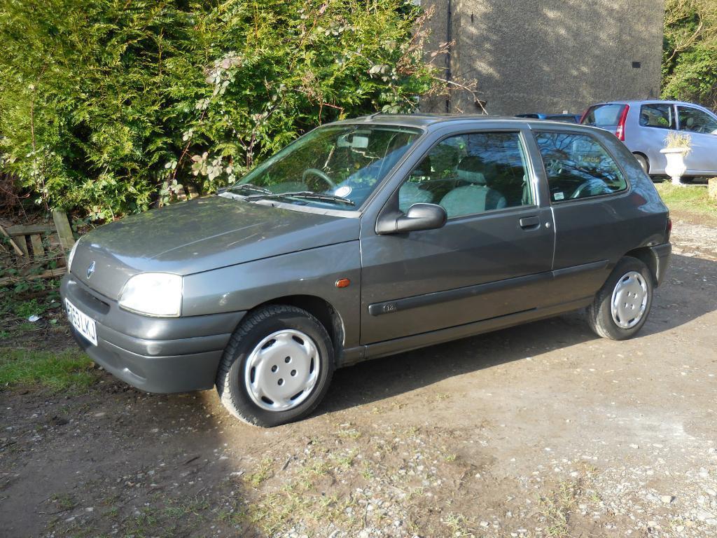 Renault versailles versailles 1997 renault clio rl 1 2 versailles 1149cc breakers renault clio - Garage renault versailles ...