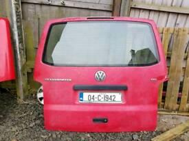 Volkswagen T5 Tailgate