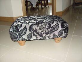 Footstool large new footstool