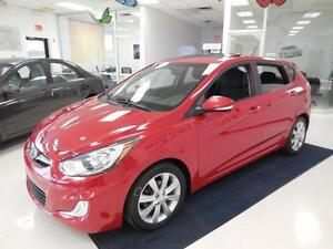 2013 Hyundai Accent GLS MAGS/TOIT OUVRANT 51$/semaine West Island Greater Montréal image 3