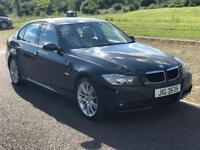 BMW 3 Series 2.0 320d M Sport 4dr, 3 Months Warranty F S History, Leather, Serviced, Long MOT,