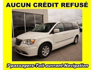 2012 Chrysler Town & Country STOW N GO TOIT OUVRANT 7 PASSAGERS