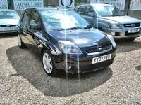 2007 Ford fiesta 1.4 petrol only 86.000 miles 2 owners from 5 door hatch ideal first car