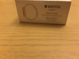 Brand new unopneded apple watch