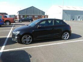 excellent condition AUDI A1 1.6 TDI.