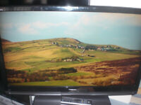 TOSHIBA 42in FREEVIEW TELEVISION..''YES 42in'' can deliver local,