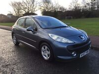 Peugeot 207 Sport -- Full Service History -- HPI Clear -- Immaculate Condition