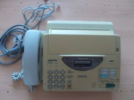 Telephone Fax Answering machine