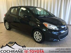 2014 Toyota Yaris LE *NO ACCIDENTS!!* LOCAL VEHICLE