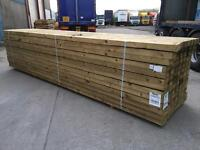 Brand New 6x3 Timber Delivered Anywhere