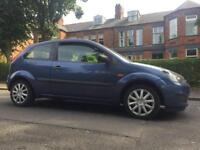 FORD FIESTA 1.4 DIESEL TDCI*ONLY 78K*1 OWNER FROM NEW!LOW INS*MOT 7/19*MINT! BARGAIN!corsa,clio,ka