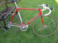 1984 Gazelle Champion Mondial AA Special 531c tubing vintage retro eroica gents racing cycle