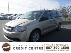 2013 Dodge Grand Caravan LOW KMS Perfect FOR THE Family!