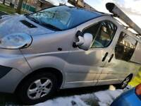 Vauxhall vivaro sportive 6 seat (duel/crew cab) NO VAT