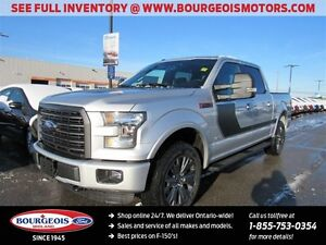 2016 Ford F-150 XLT 4X4 SPECIAL EDITION PKG