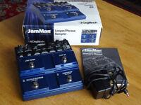 Digitech JamMan stereo looper/phase sampler