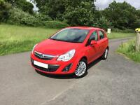 Vauxhall corsa 1.2 petrol ⛽️ 12 month mot • 3 month warranty •2 owner from new • low mileage