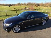 BMW 535d M Sport LCI Face Lift, Paddle Shift, Black Leather, 19inch Alloys, 88K miles, FSH