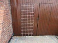 Crome Grid Panels