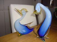Italian Murano Glass Ornaments