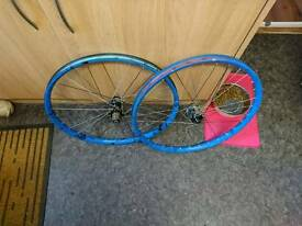 Bontrager wheel set possible swap