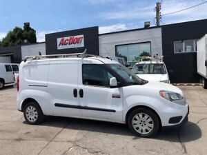 2015 Ram ProMaster City SLT SHelving ladder rack and divider