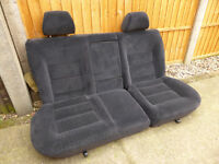 VW Bora saloon full set front and rear seats, approx 1999-2005, only £20 full set