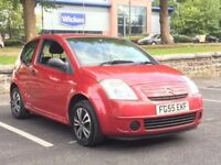 2006 CITREON C2 1.4 DESIGN * GOOD RUNNER * PART EXCHANGE WELCOME * DELIVERY *