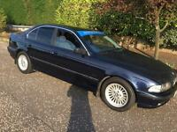 BMW E39 520 6 CYLINDER £1000 OF WORK JUST DONE LONG MOT RWD DRIFT MODIFIED MAY SWAP