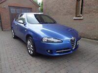 07 Alfa 147, Only 75K Full MOT £1800
