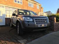Land Rover, freelander Gs Td4
