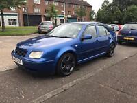 VW BORA 2002 £950