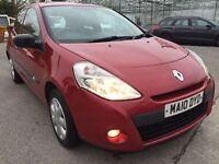 2010 Renault Clio 1.5 dCi Extreme 3dr MOT 21ST MARCH 2017 (NO ADVISORIES), HPI CLEAR,FANTASTIC CAR