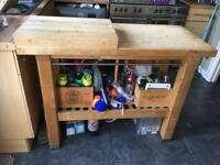 Freestanding kitchen unit ikea