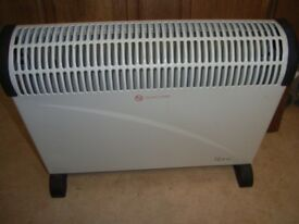 ELECTRIC HEATERS AS NEW