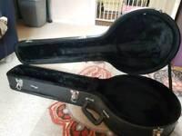Stagg Tenor size banjo hard case