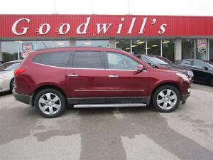 2010 Chevrolet Traverse LTZ! 2WD! NAVIGATION! FACT. REMOTE START