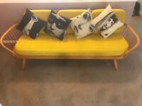 Ercol Sudio Couch/ Sofa/ Daybed