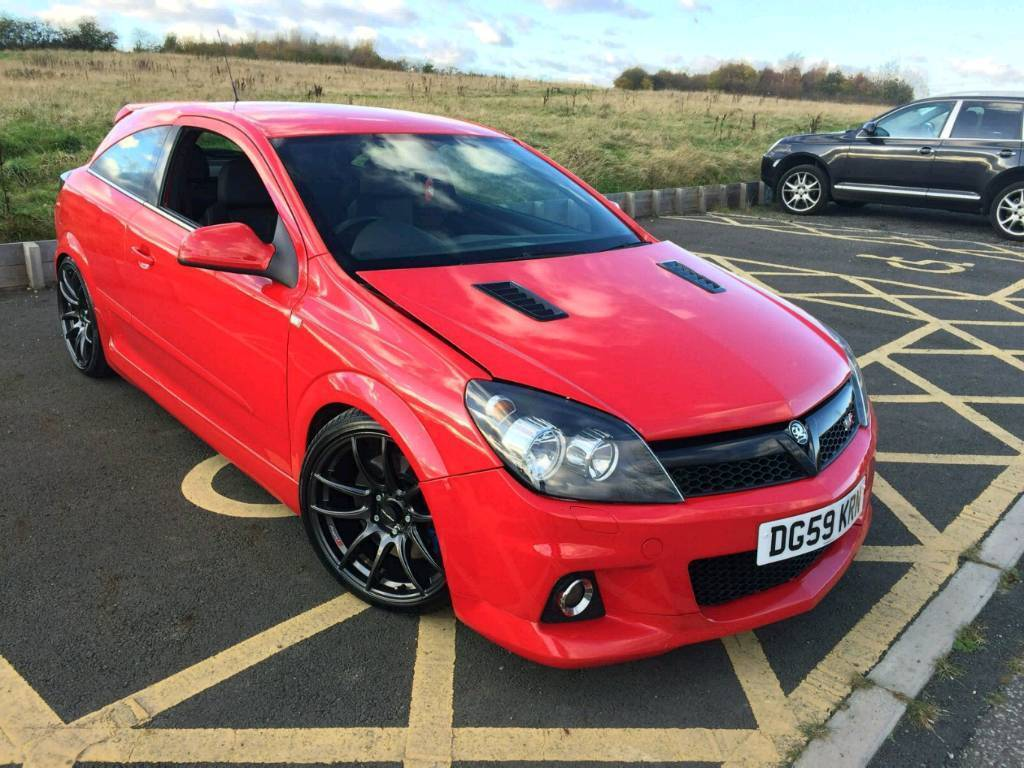 2010 59 VAUXHALL ASTRA VXR VXRACING 2.0T MILANO RED