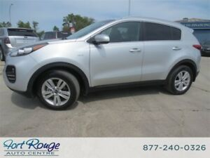 2017 Kia Sportage LX AWD - CAMERA/BLUETOOTH/LOW KMS