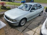 BMW, 5 SERIES, Saloon, 2000, Other, 2926 (cc), 4 doors