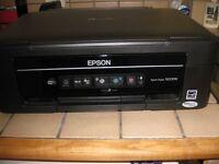 Epson Stylus SX235W Printer Scanner & Copier Requires Attention. FREE