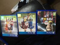 Ps4 games (no offers)