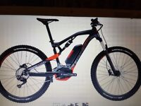full suspension electric mountain bike lapierre overvolt xc500 ebike