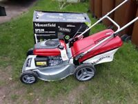 Mountfield Self Propelled Petrol Lawn Mower