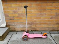 Mini-Micro Scooter