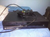 XBOX One 1TB with no Kinect (Unboxed with one controller)