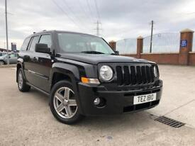 2008 JEEP PATRIOT 2.4 LIMITED ONLY 69K